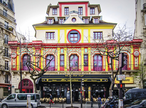 Das Bataclan in Paris